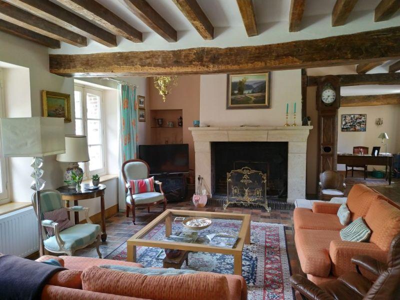 Sale house / villa Courville sur eure 383250€ - Picture 2