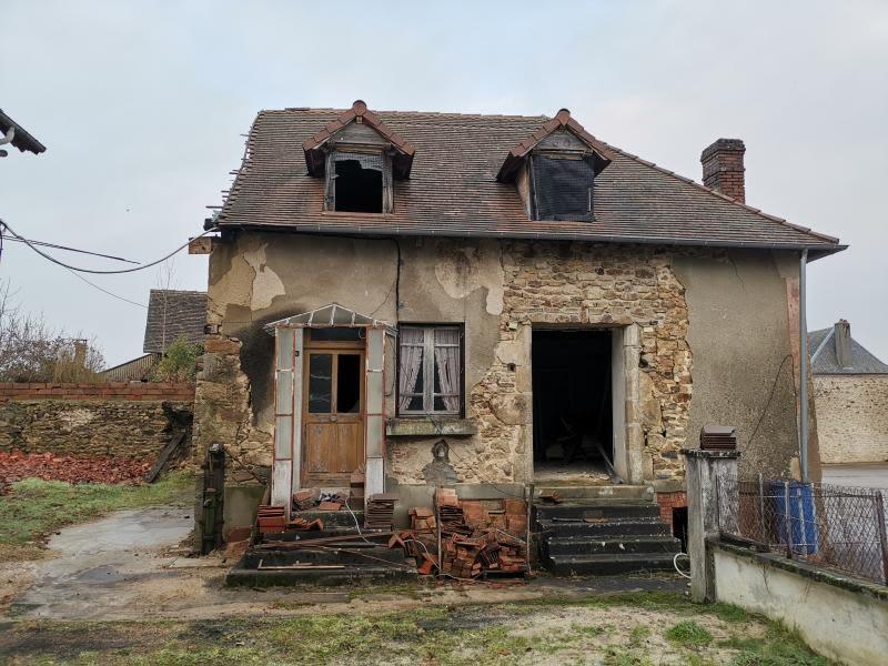Vente maison / villa Ladignac le long 44000€ - Photo 3