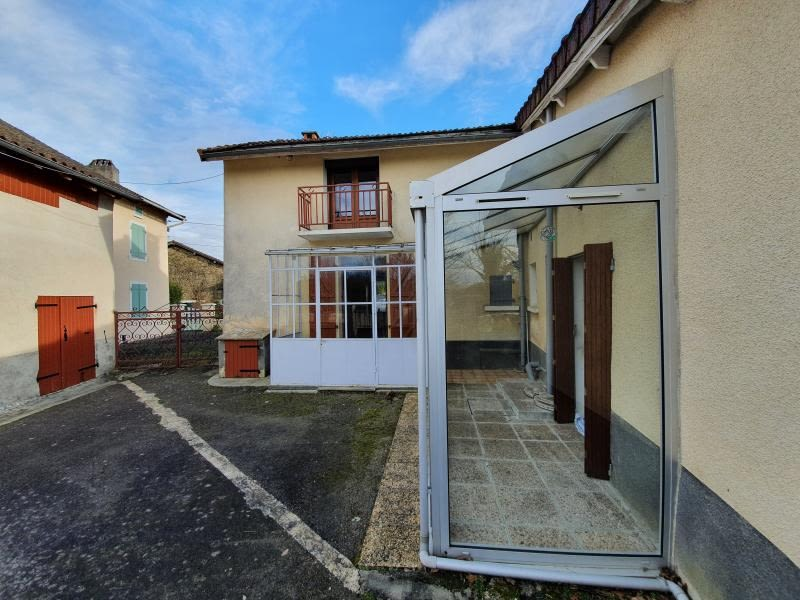 Vente maison / villa Chalus 75 000€ - Photo 4