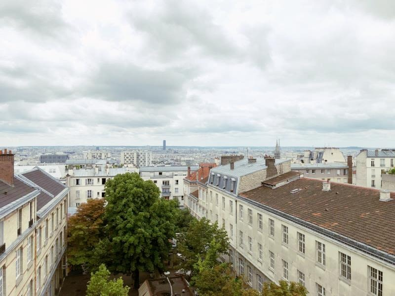 Sale apartment Paris 20ème 218000€ - Picture 2