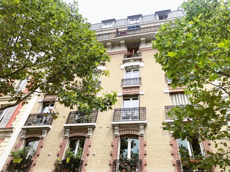 Sale apartment Paris 20ème 218000€ - Picture 3