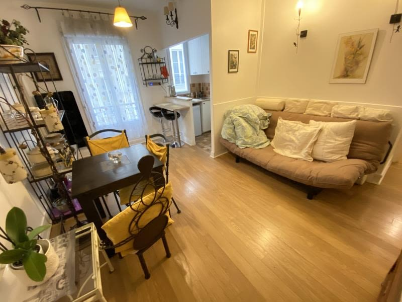 Sale apartment Paris 11 460000€ - Picture 1