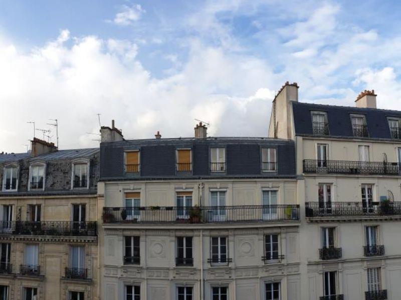 Sale apartment Paris 17 288000€ - Picture 1