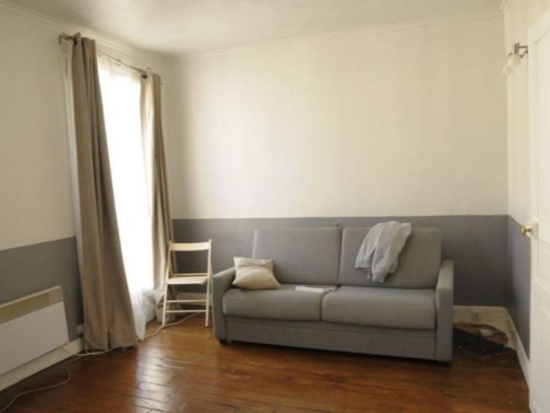 Sale apartment Paris 17 288000€ - Picture 2