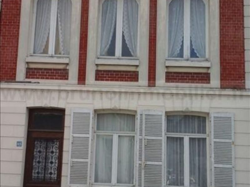 Venta  casa Crecy en ponthieu 95000€ - Fotografía 1