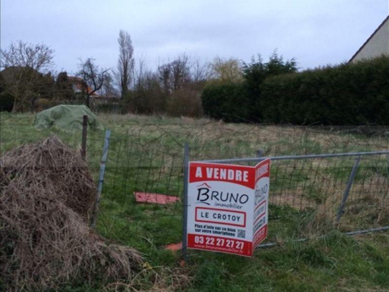 Verkauf grundstück Saint quentin en tourmont  - Fotografie 3
