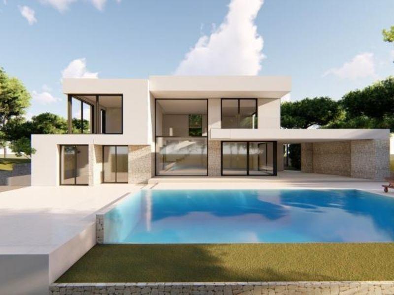 Deluxe sale house / villa Moraira province d?alicante 950000€ - Picture 1