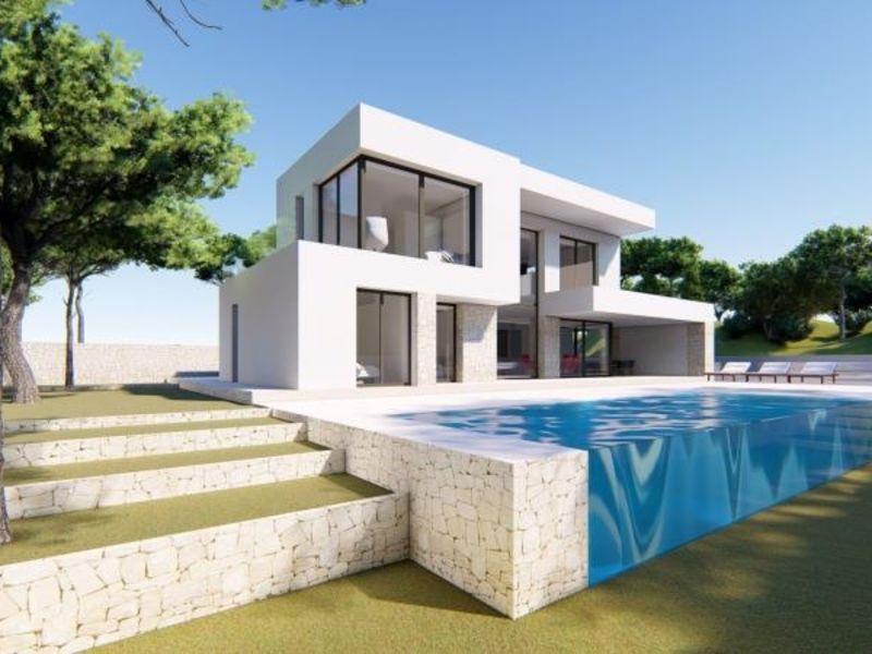 Deluxe sale house / villa Moraira province d?alicante 950000€ - Picture 2
