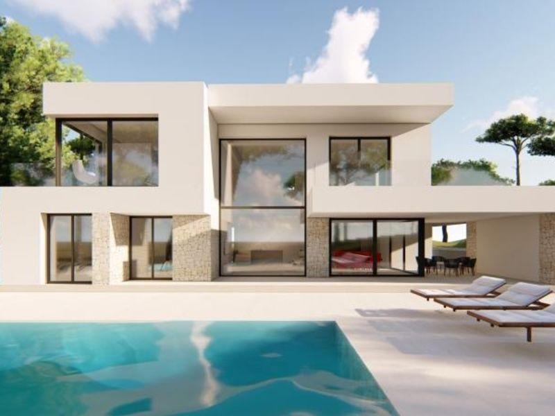 Deluxe sale house / villa Moraira province d?alicante 950000€ - Picture 3