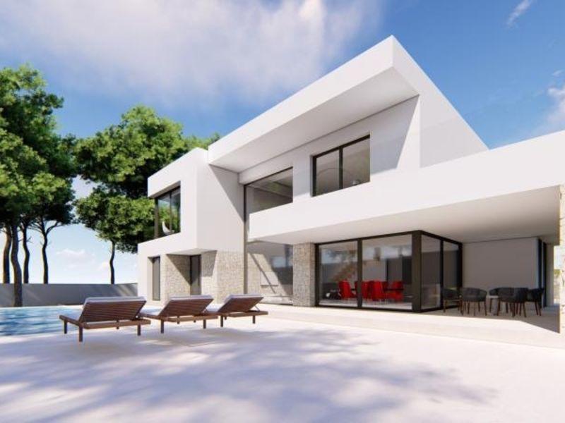 Deluxe sale house / villa Moraira province d?alicante 950000€ - Picture 4