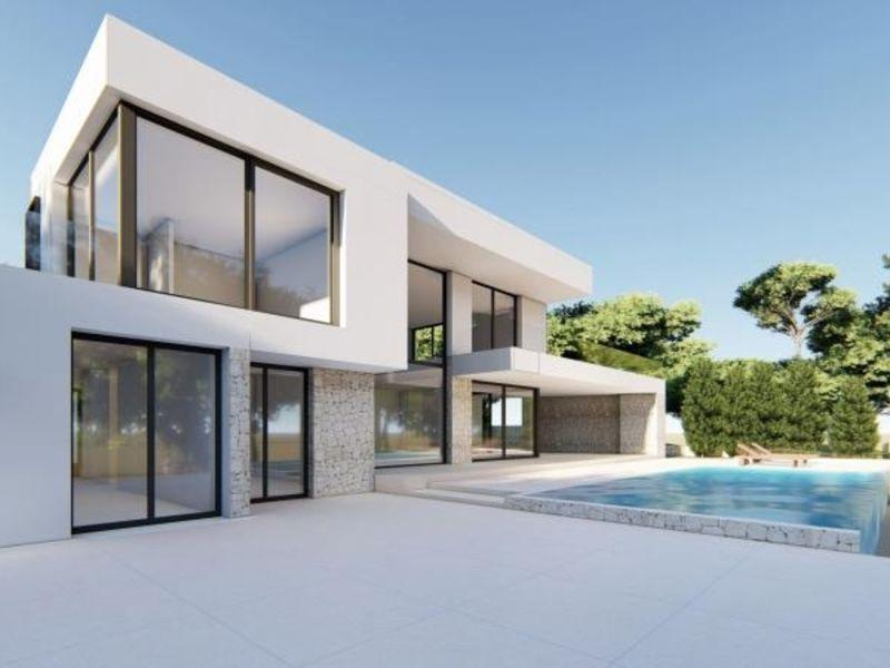 Deluxe sale house / villa Moraira province d?alicante 950000€ - Picture 5