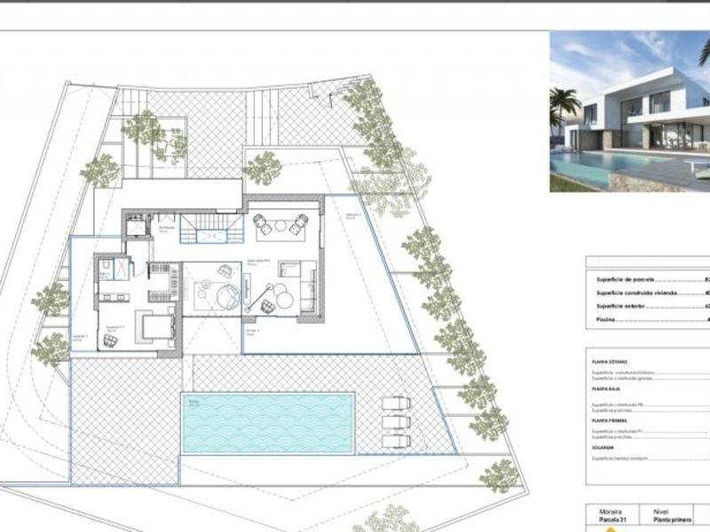 Deluxe sale house / villa Moraira province d?alicante 950000€ - Picture 8