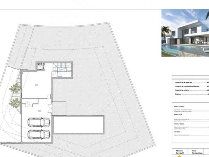 Deluxe sale house / villa Moraira province d?alicante 950000€ - Picture 10