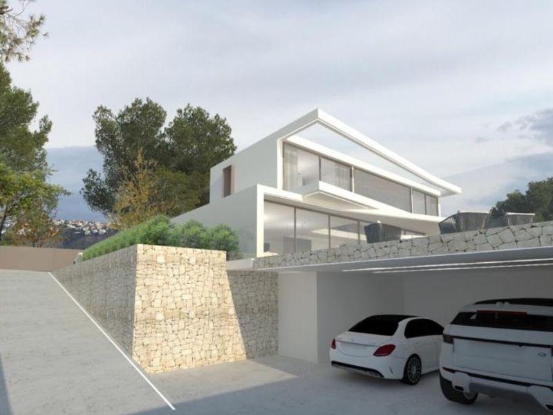 Venta  casa Moraira province d?alicante 950000€ - Fotografía 4
