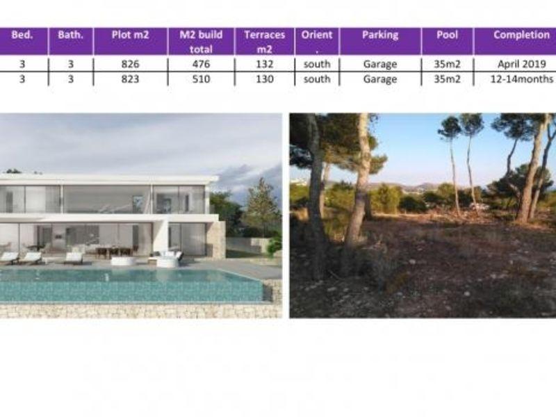 Venta  casa Moraira province d?alicante 950000€ - Fotografía 6