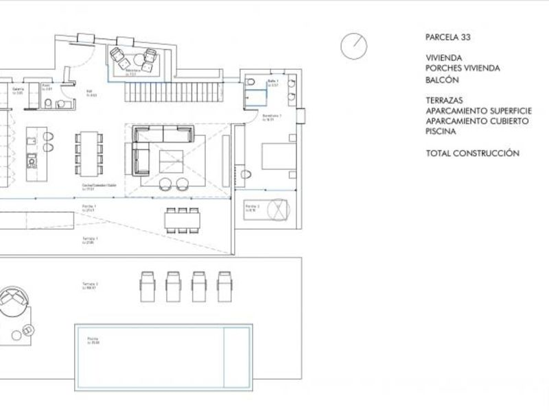 Venta  casa Moraira province d?alicante 950000€ - Fotografía 8