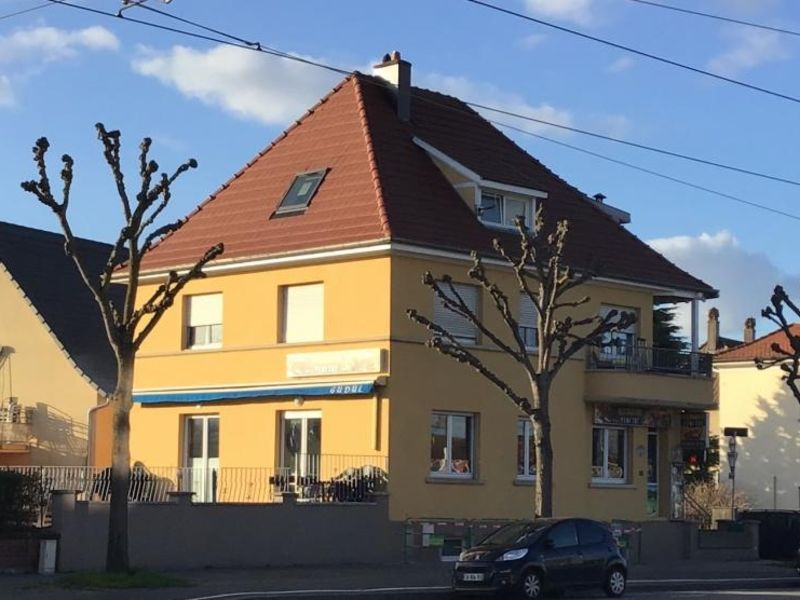Venta  edificio Illkirch graffenstaden 1070000€ - Fotografía 1