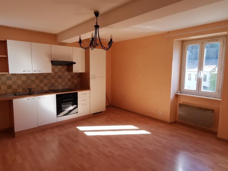 Rental apartment Mazamet 355€ CC - Picture 1