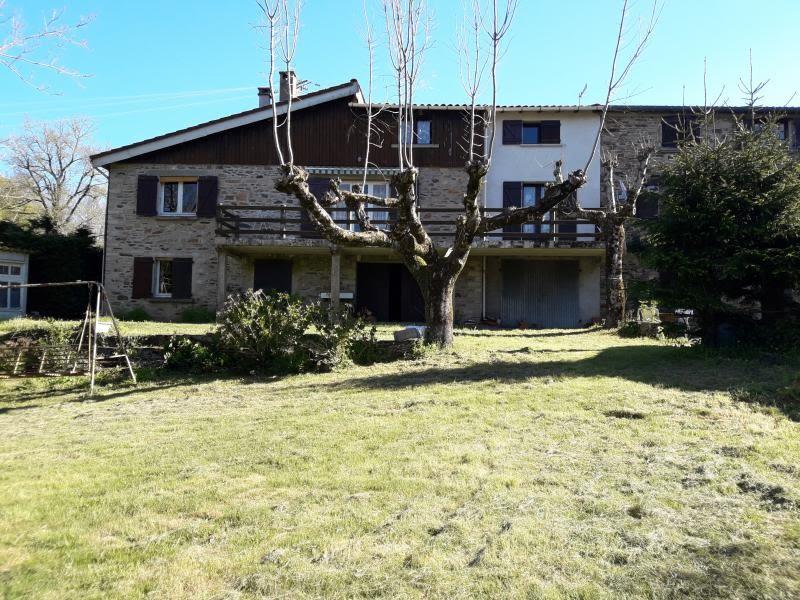 Sale house / villa Mazamet 117000€ - Picture 1