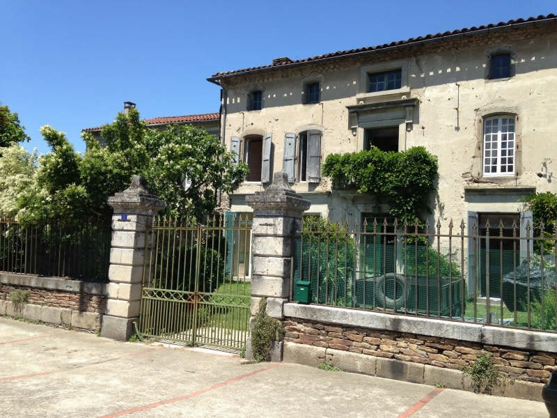 Vente maison / villa Secteur de st amans soult 380000€ - Photo 1
