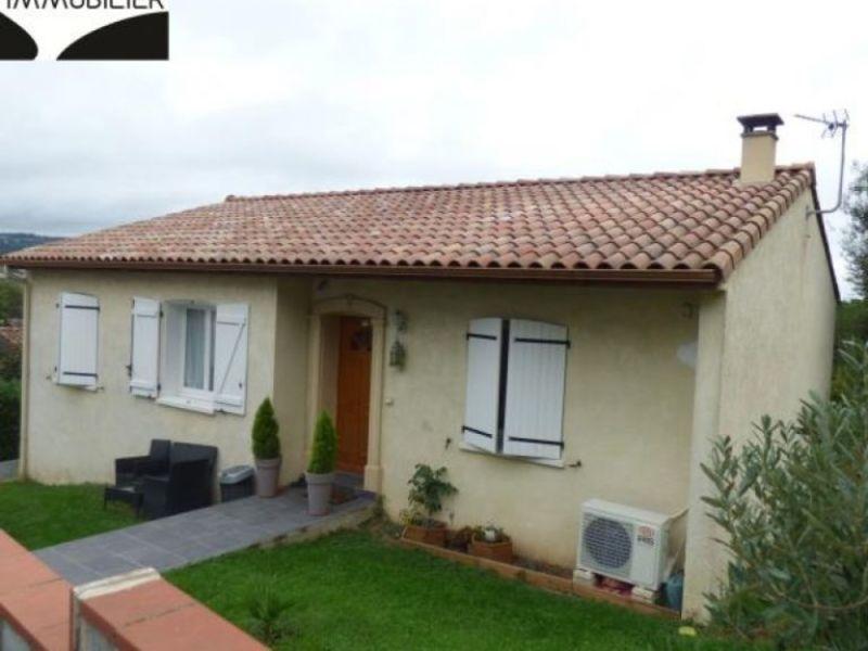 Sale house / villa Mazamet 165000€ - Picture 1