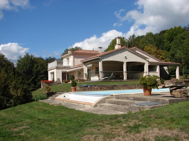 Sale house / villa Mazamet 575000€ - Picture 1