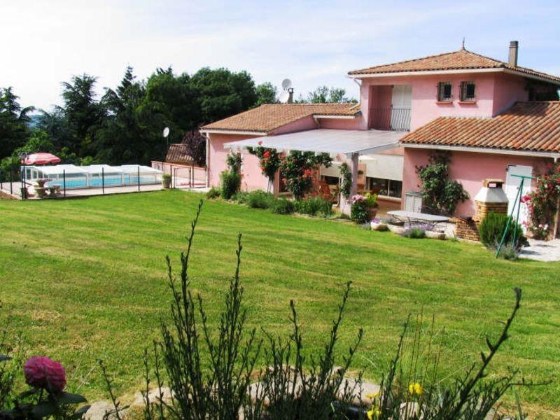 Sale house / villa Mazamet 315000€ - Picture 1