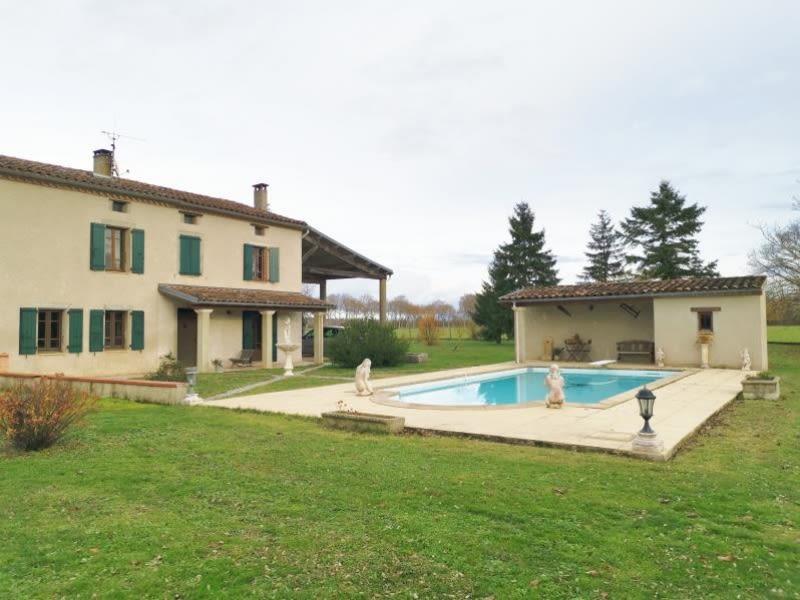 Sale house / villa Vielmur sur agout 305000€ - Picture 1