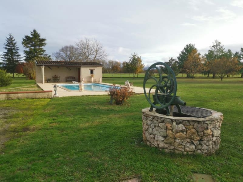 Sale house / villa Vielmur sur agout 305000€ - Picture 8