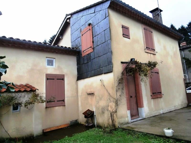 Sale house / villa Secteur mazamet 110000€ - Picture 2