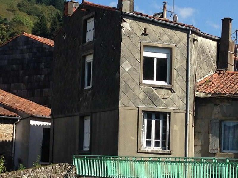 Vente maison / villa Labastide-rouairoux 48000€ - Photo 1