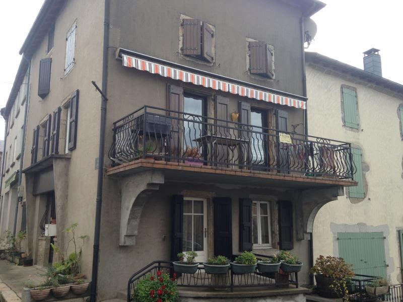 Sale house / villa Environs de mazamet 137000€ - Picture 1