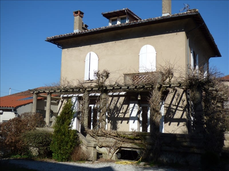 Sale house / villa Aussillon 294000€ - Picture 1