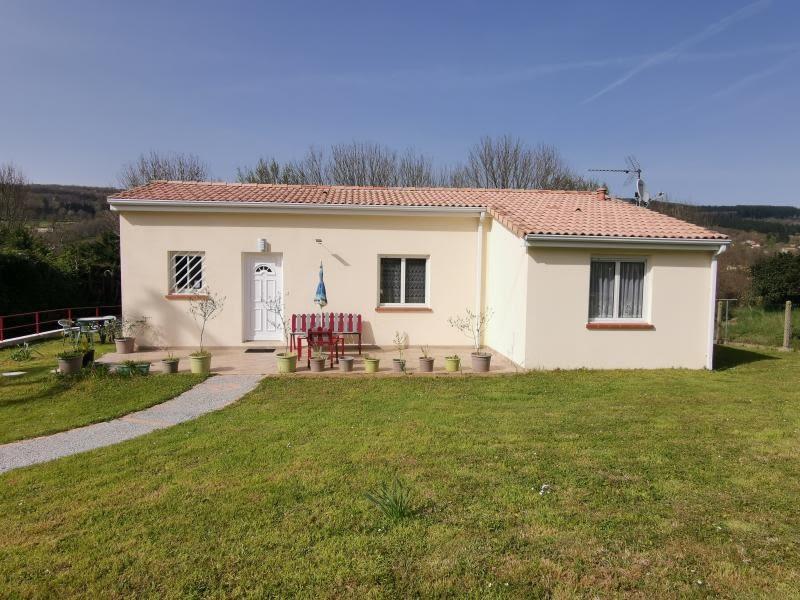 Vente maison / villa Sauveterre 145000€ - Photo 1
