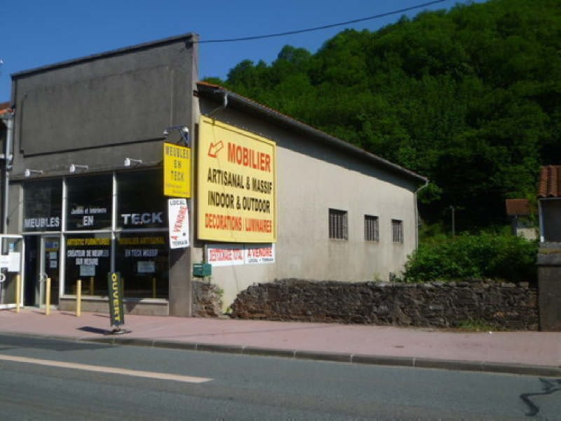 Vente local commercial Labastide-rouairoux 55 000€ - Photo 1