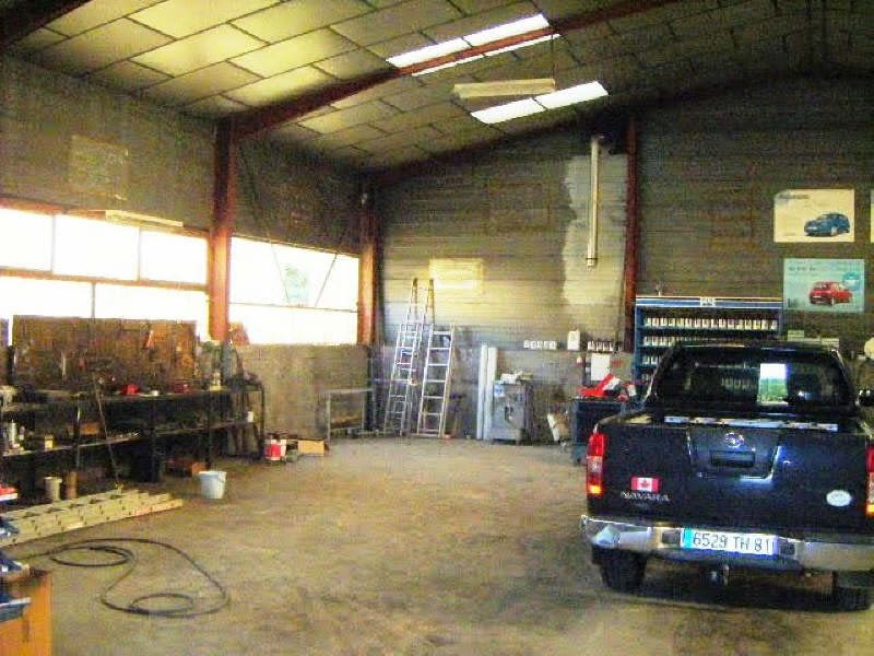 Vente bureau Mazamet 110 000€ - Photo 2