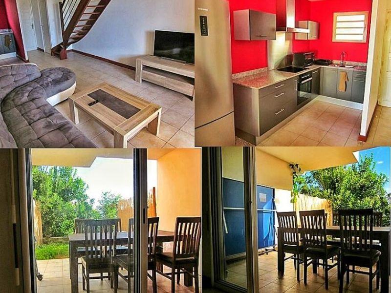 Rental apartment Le piton st leu 848€ CC - Picture 2