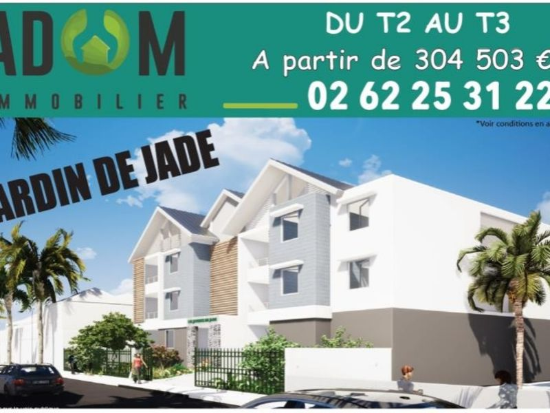 Sale apartment St leu 439500€ - Picture 2