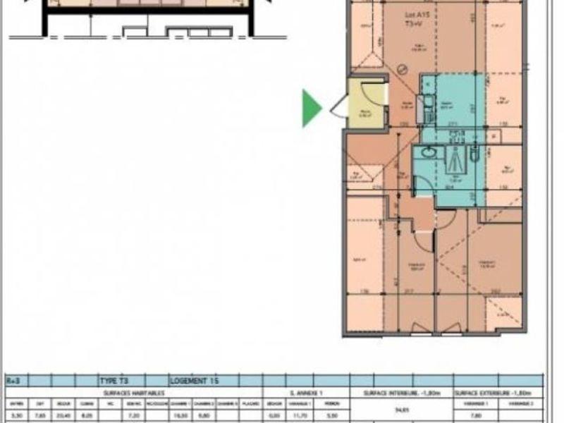 Sale apartment St leu 439500€ - Picture 3