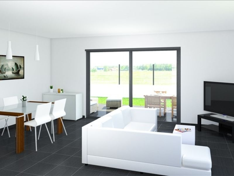 Revenda casa Les avirons 372000€ - Fotografia 5