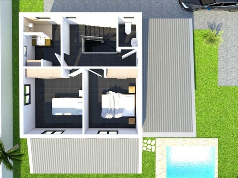 Vente maison / villa Les avirons 372000€ - Photo 7