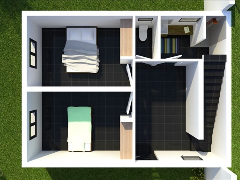 Vente maison / villa Les avirons 342000€ - Photo 6