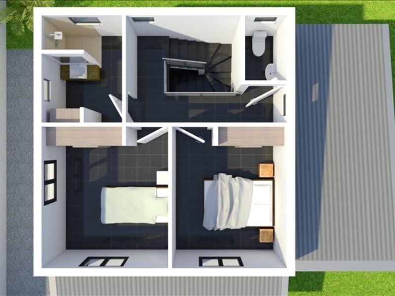 Revenda casa Les avirons 372000€ - Fotografia 7