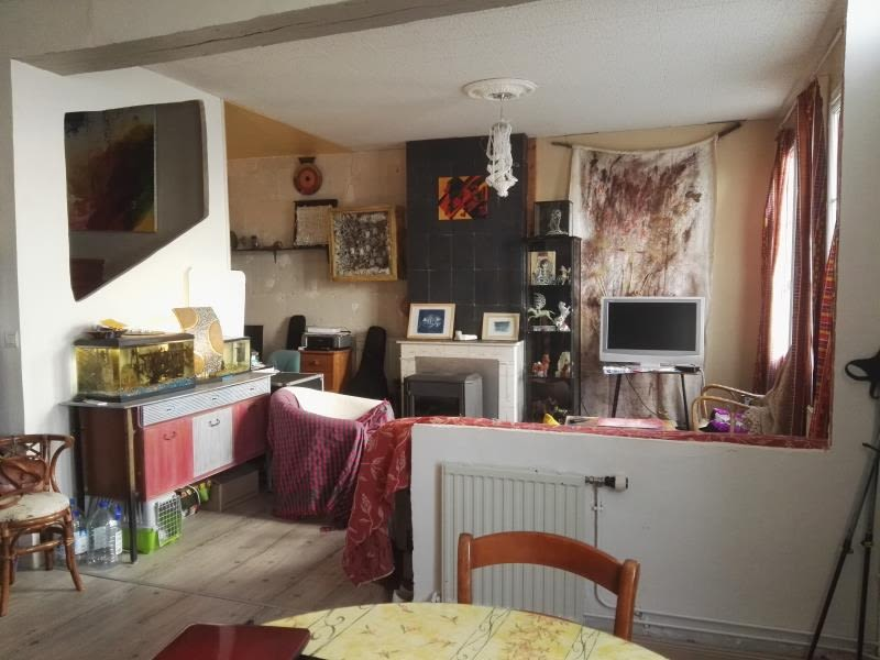 Vente maison / villa Pontlevoy 101000€ - Photo 1
