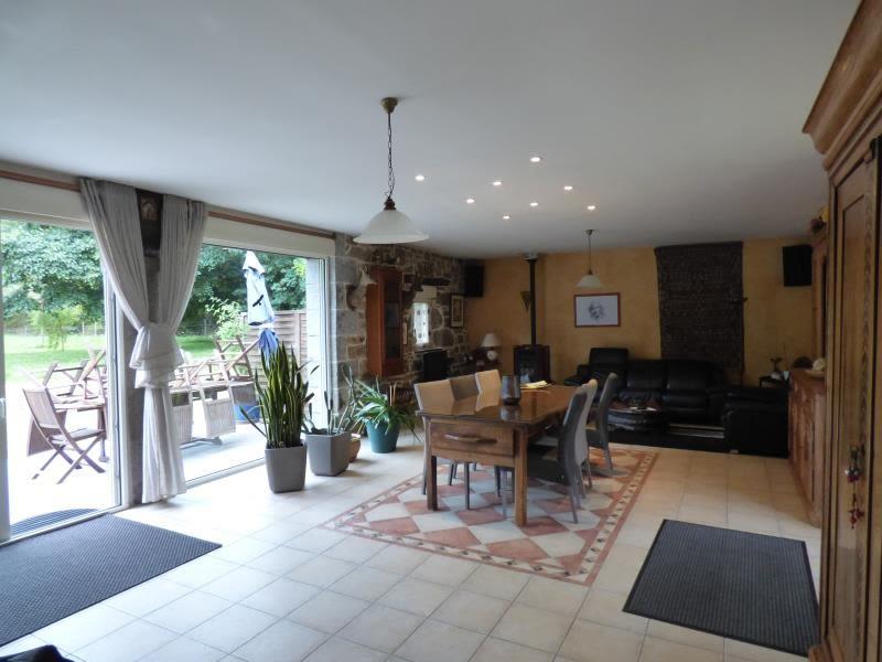 Sale house / villa Begard 376200€ - Picture 2