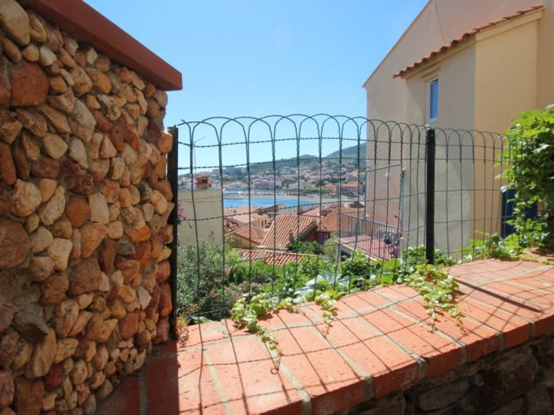 Vacation rental apartment Banyuls sur mer  - Picture 2
