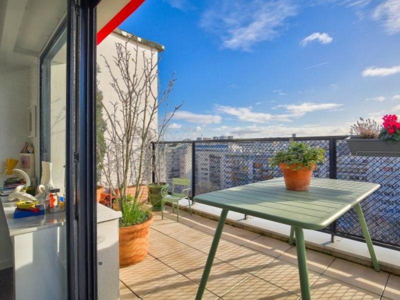 Rental apartment Paris 16 2500€ CC - Picture 3