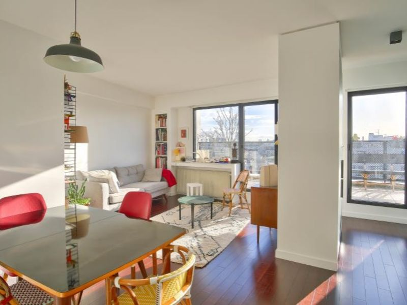 Rental apartment Paris 16 2500€ CC - Picture 5