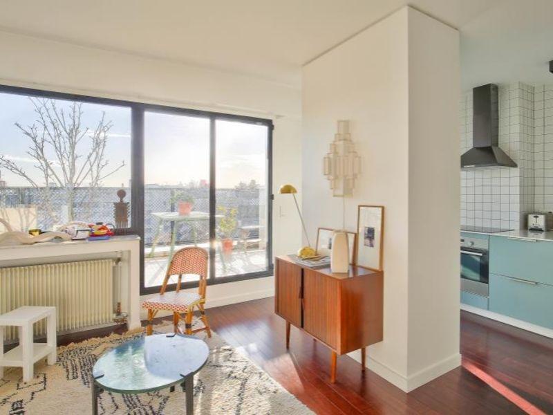 Rental apartment Paris 16 2500€ CC - Picture 6