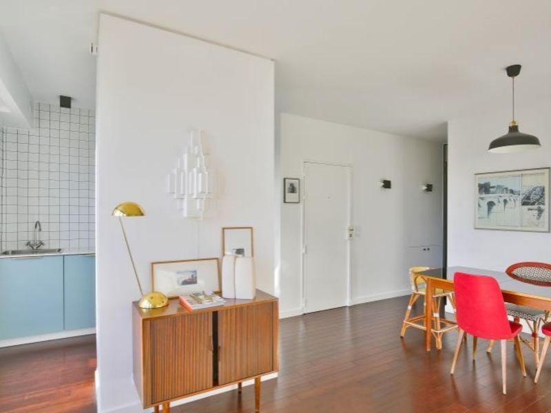 Rental apartment Paris 16 2500€ CC - Picture 8